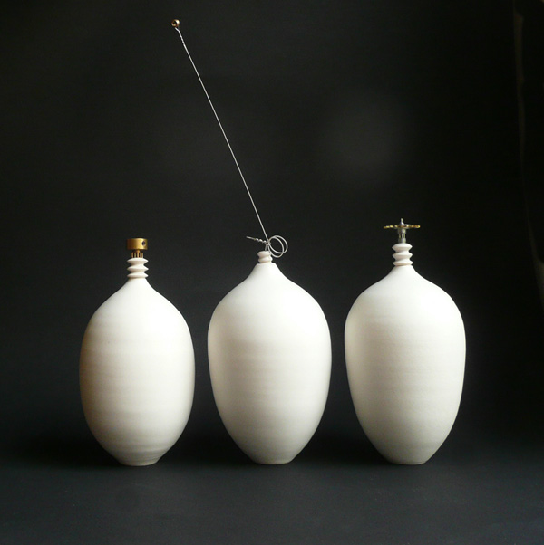 Porcelain lidded bottles (ongoing)